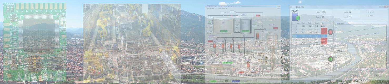 Informatique industrielle Grenoble